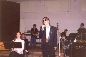 Marek Piaček spieva Volare